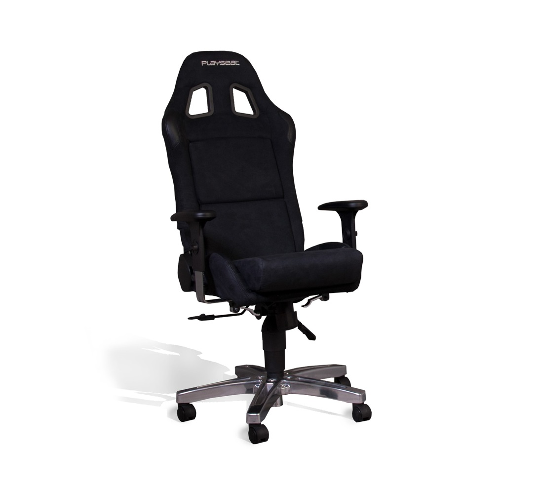 Playseat®Office Seat - alcantara