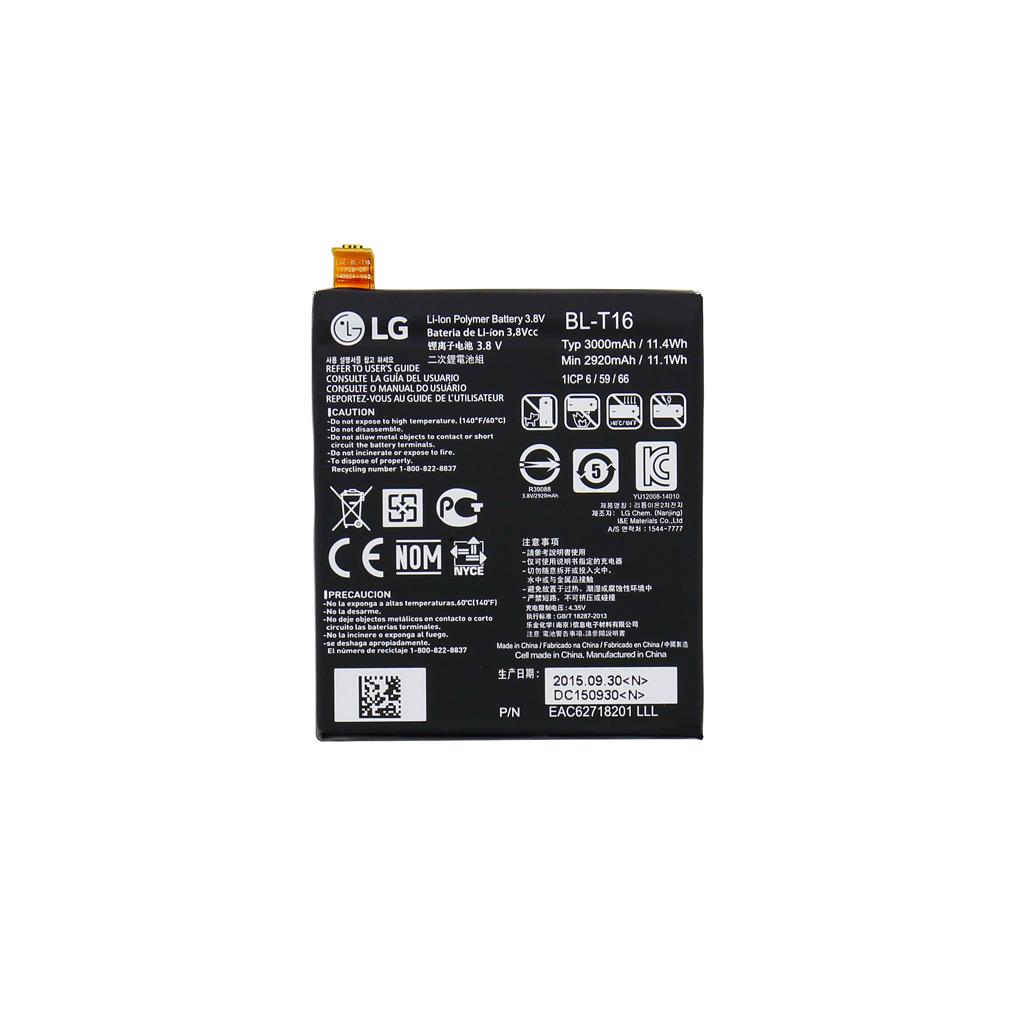 LG Baterie BL-T16 2920mAh Li-Ion (Bulk)