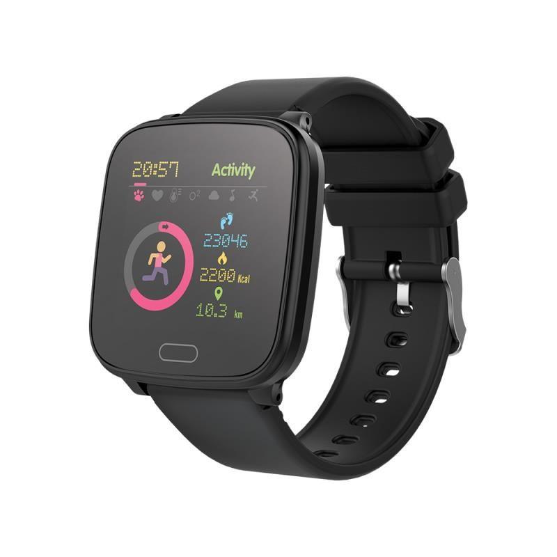Chytré hodinky Forever IGO JW-100 černé
