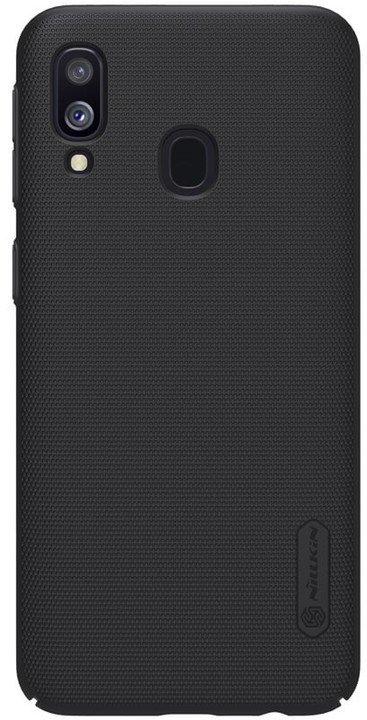 Nillkin Super Frosted Zadní Kryt pro Samsung Galaxy A40 Black