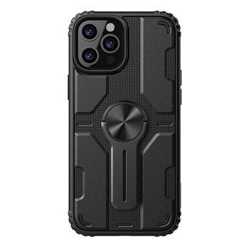 Nillkin Medley Zadní Kryt pro iPhone 12 Pro Max 6.7 Black