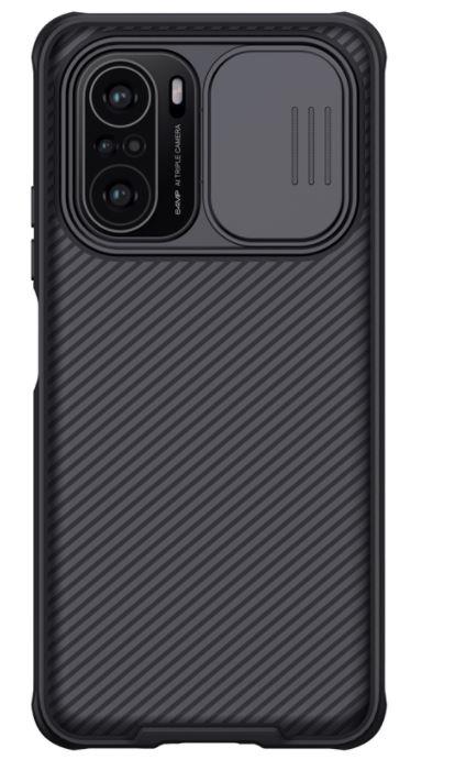 Nillkin CamShield Pro Zadní Kryt pro Poco F3 Black