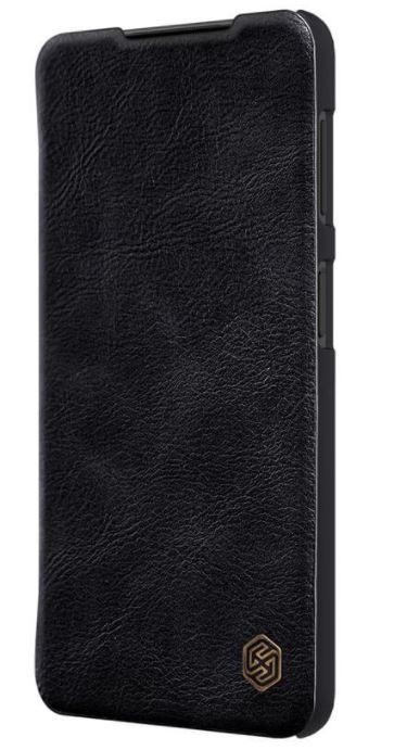 Nillkin Qin Book Pouzdro pro Samsung Galaxy A22 4G Black