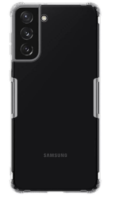 Nillkin Nature TPU Kryt pro Samsung Galaxy S21+ Transparent