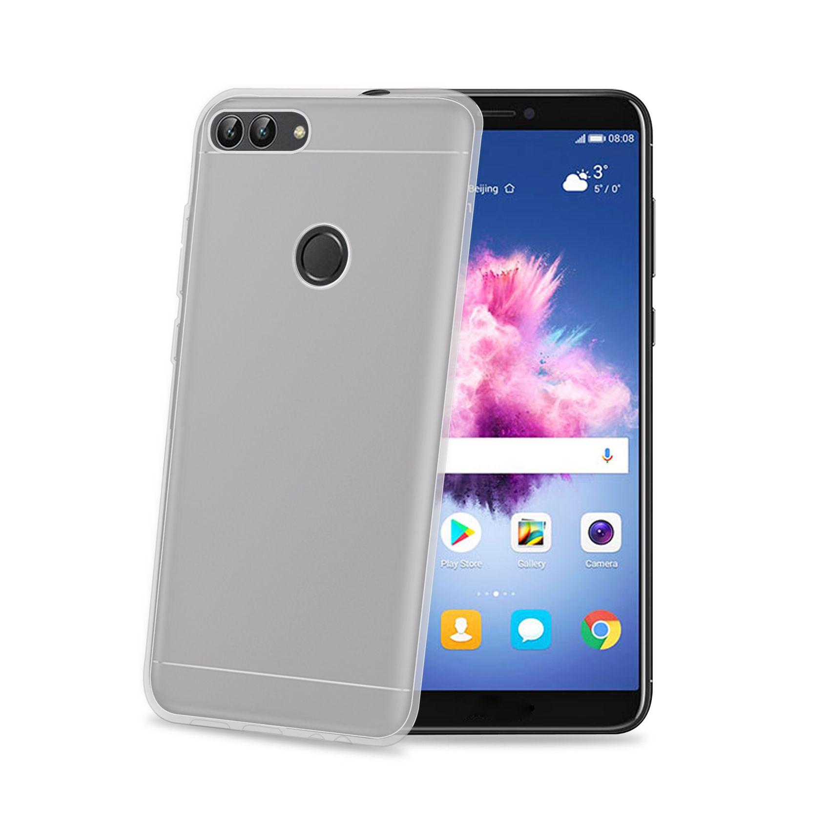 TPU pouzdro CELLY Huawei P Smart, bezbarvé