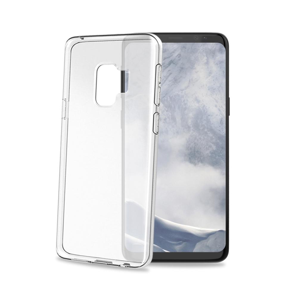 TPU pouzdro CELLY Galaxy S9, bezbarvé