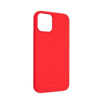 Kryt FIXED Story iPhone 12/12 Pro, červený
