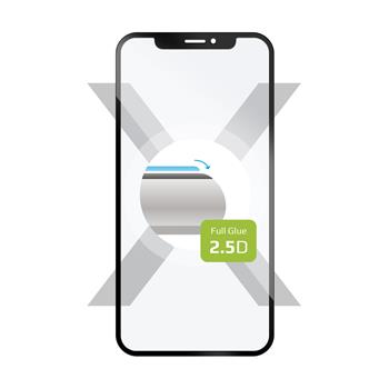 Sklo FIXED Xiaomi Poco M3, plné lepení