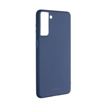 Kryt FIXED Story Samsung Galaxy S21+, modrý