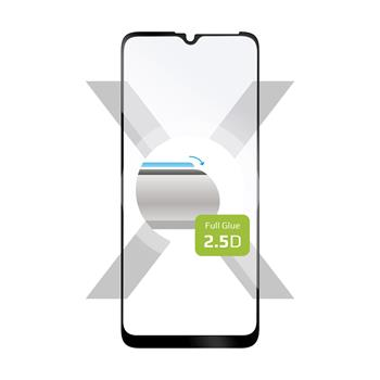 Sklo FIXED Motorola Moto G50, plné lepení