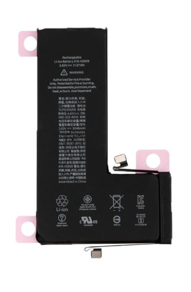 iPhone 11 Pro Baterie 3046mAh Li-Ion (Bulk)