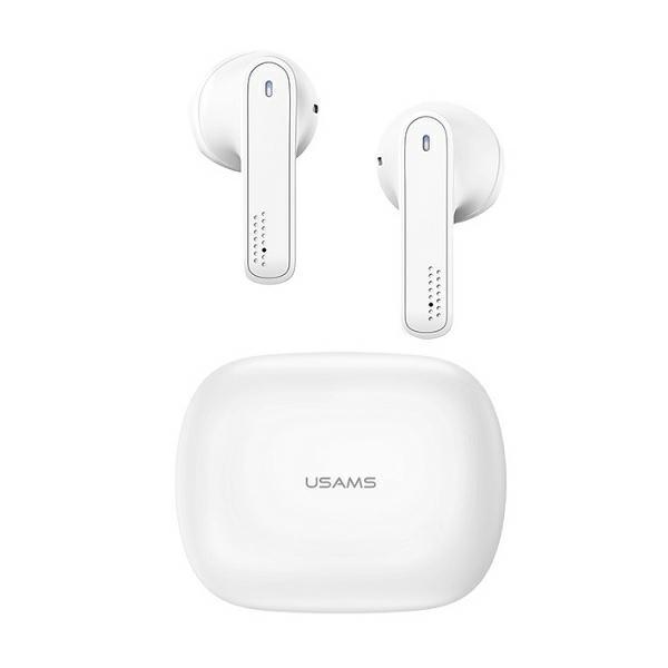 USAMS SM TWS Earbuds BT White