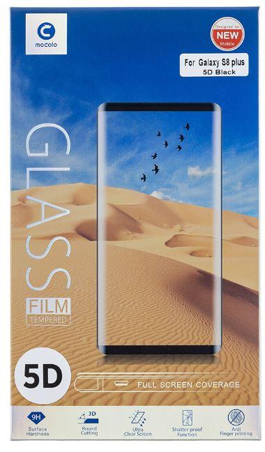 Mocolo 5D Tvrzené Sklo Black pro Samsung J330 Galaxy J3 2017