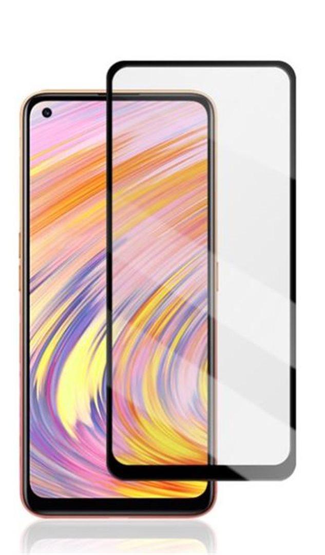 Mocolo 5D Tvrzené Sklo Black pro Samsung Galaxy S21+