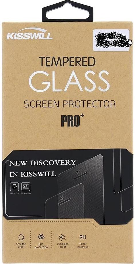 Kisswill Tvrzené Sklo 0.3mm Huawei Y6 Prime 2018