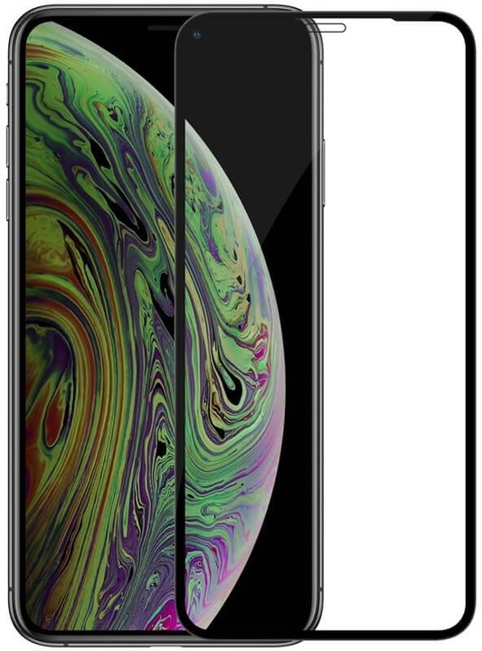 Nillkin Tvrzené Sklo 2.5D CP+ PRO Black pro iPhone 11 Pro Max