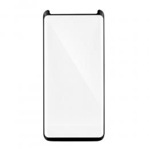 5D tvrzené sklo Samsung Galaxy S10 (G973) Black (FULL GLUE)