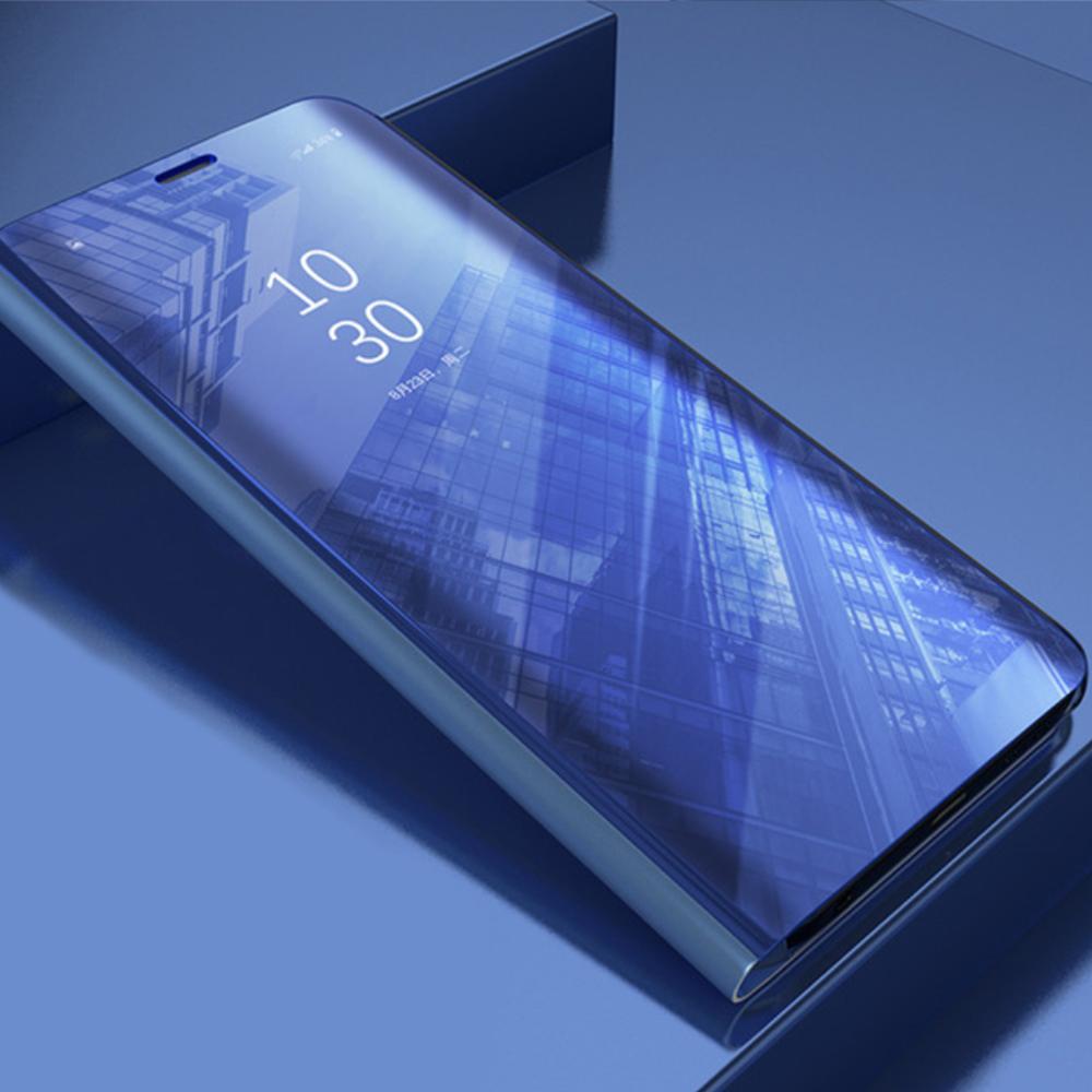 Cu-Be Clear View Samsung Galaxy S20 Blue