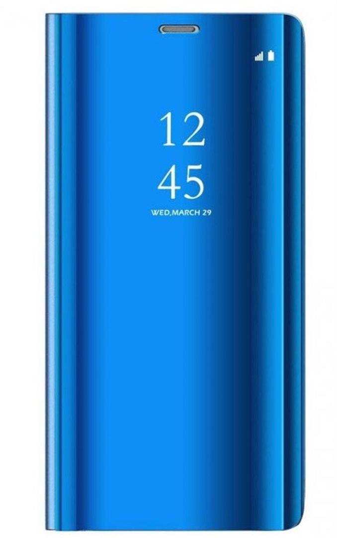 Cu-Be Clear View Huawei P40 Lite E Blue
