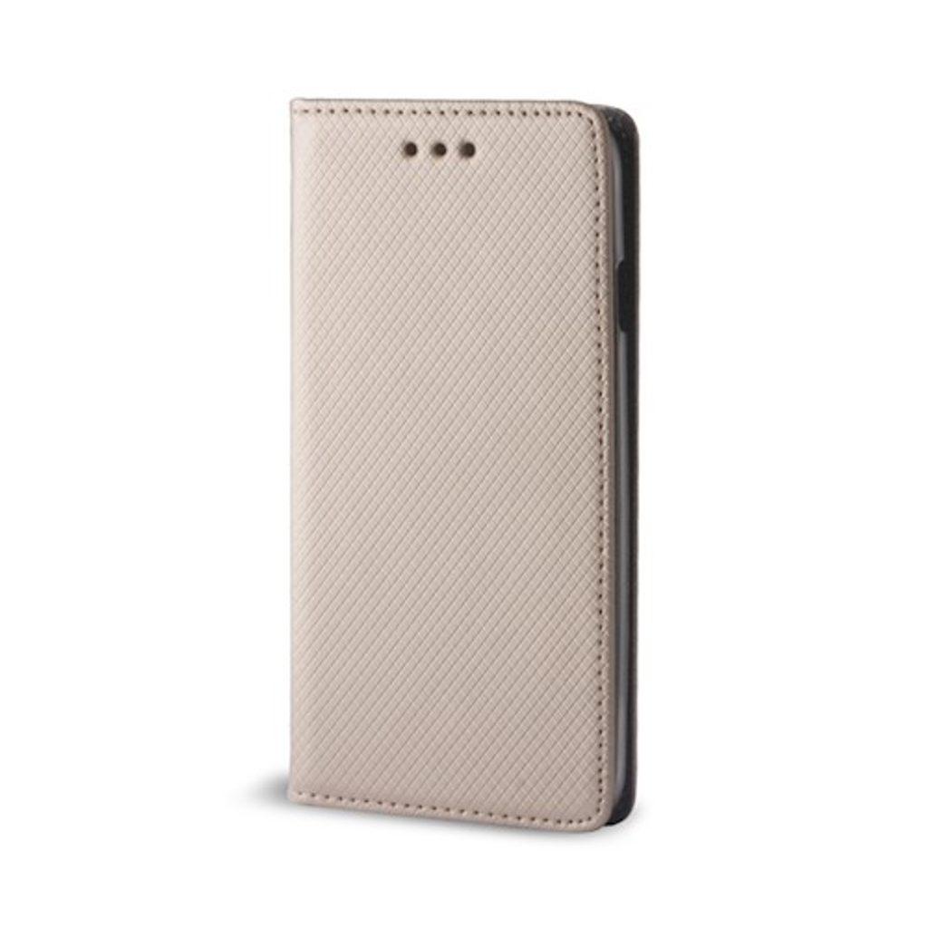 Cu-Be Pouzdro s magnetem Samsung A52/A52 5G Gold
