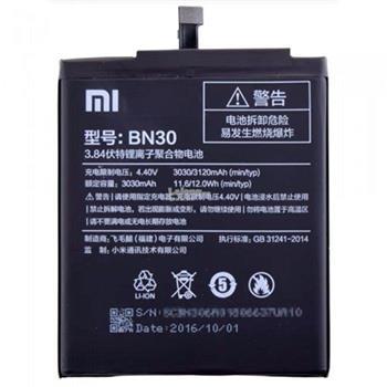 Xiaomi BN30 Original Baterie 3120mAh (Bulk)