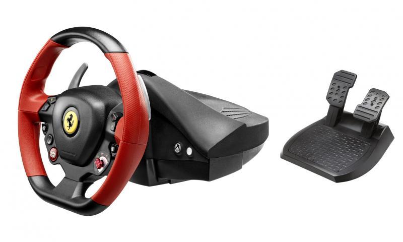 Thrustmaster Ferrari 458 Spider v00olant  Xbox One