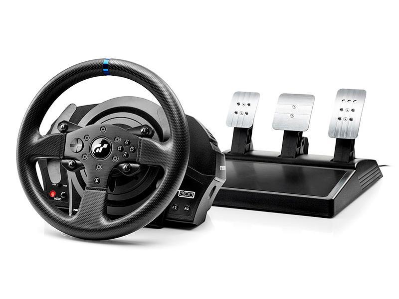 Thrustmaster Sada volantu T300 RS a 3-pedálů T3PA,  GT Edice pro PS4, PS3 a PC
