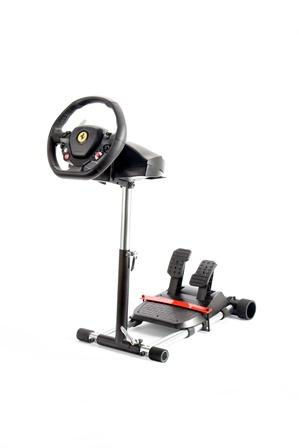 Wheel Stand Pro, stojan na volant a pedály pro Thrustmaster SPIDER, T80/T100, T150, F458/F430, černý