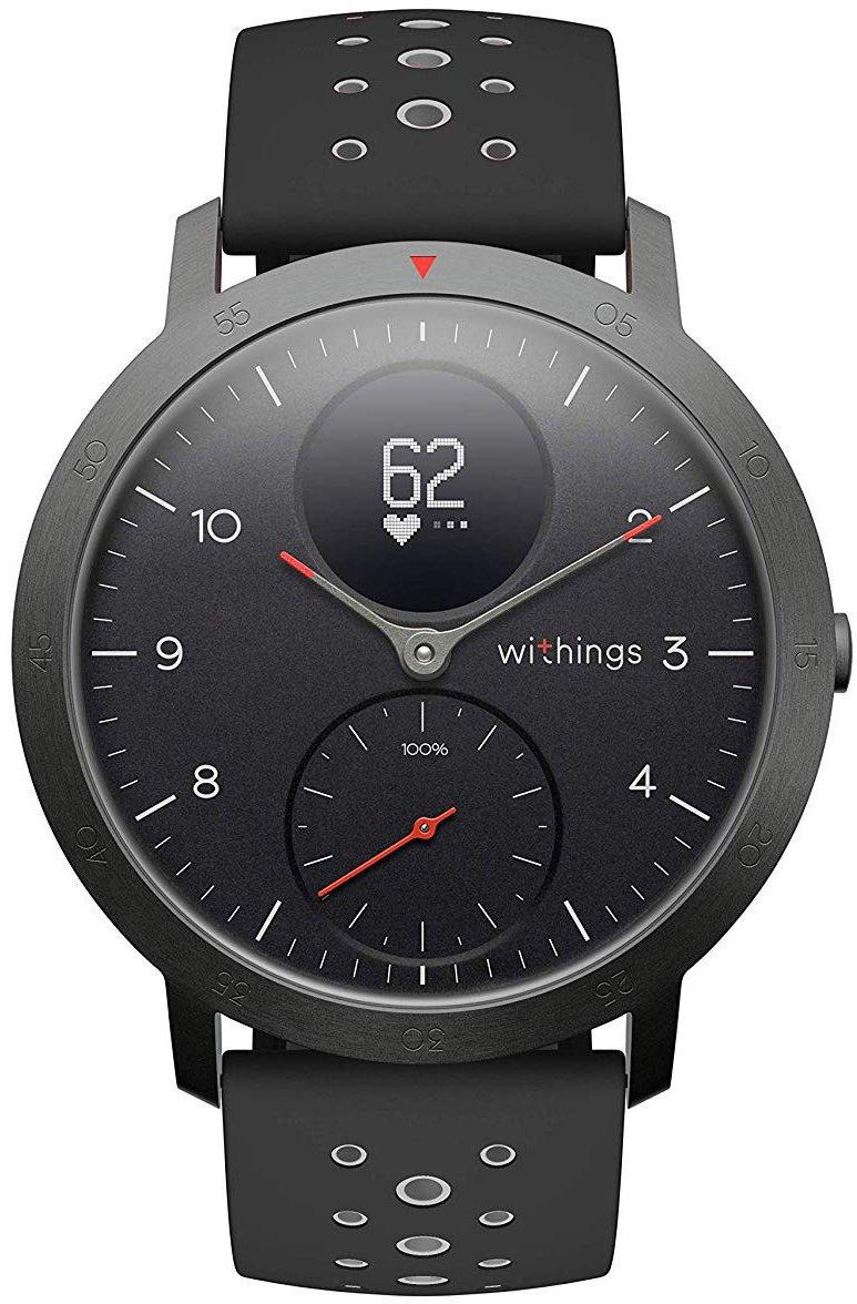 Withings Steel HR Sport (40mm) - Black