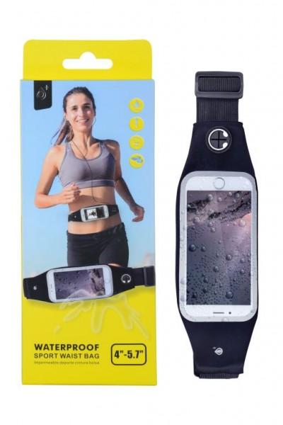 Aligator Sportovní pásek na běhání L (6''),černé