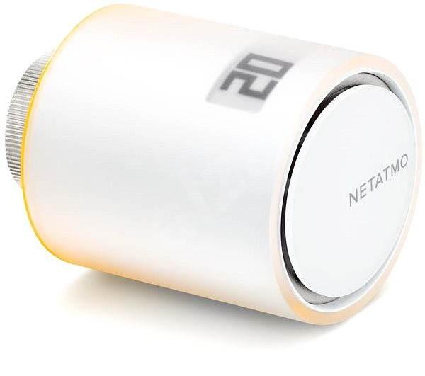 Netatmo Radiator Valves - termostatická bezdrátová hlavice