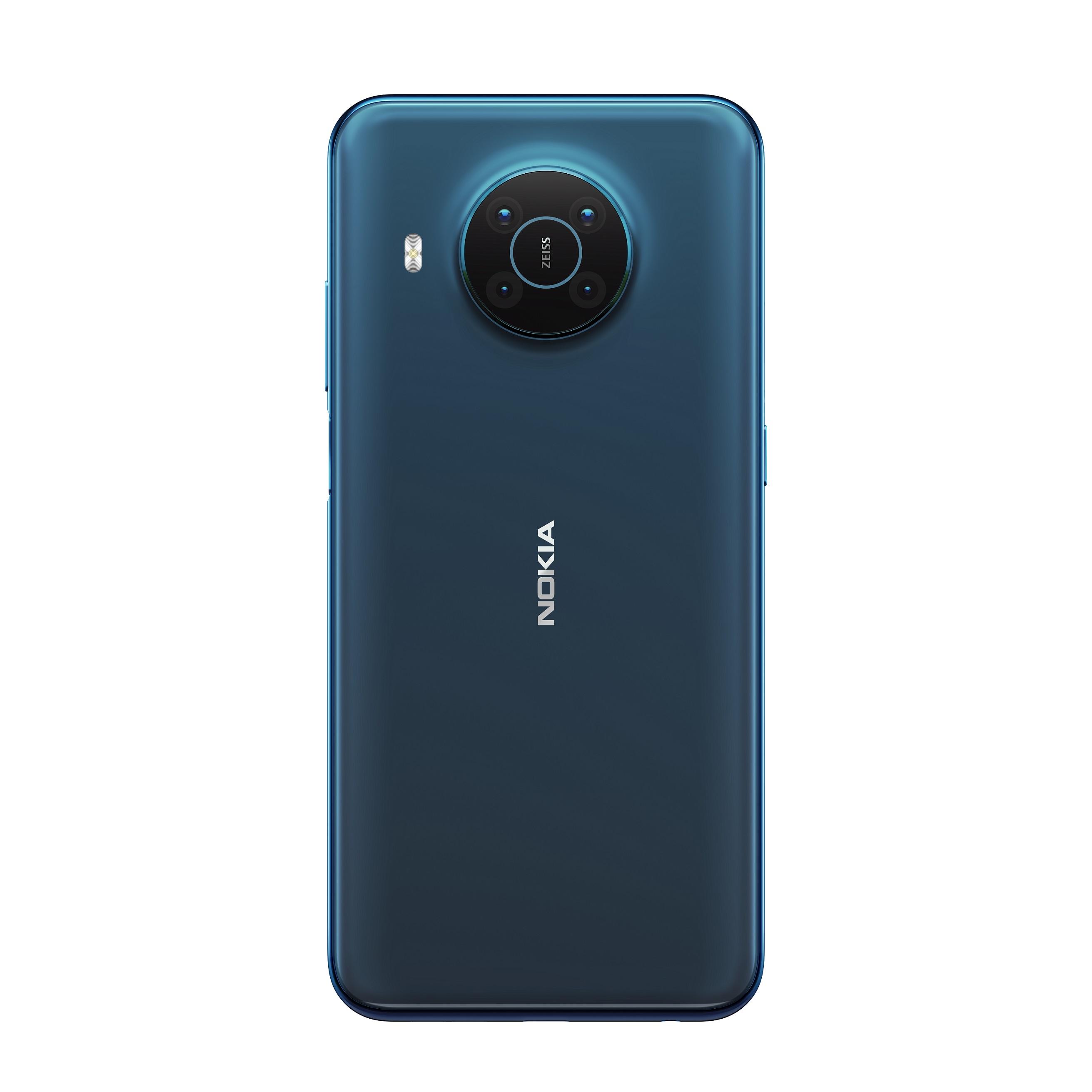 Nokia X20 (6/128GB) Dual SIM Nordic Blue (modrá)