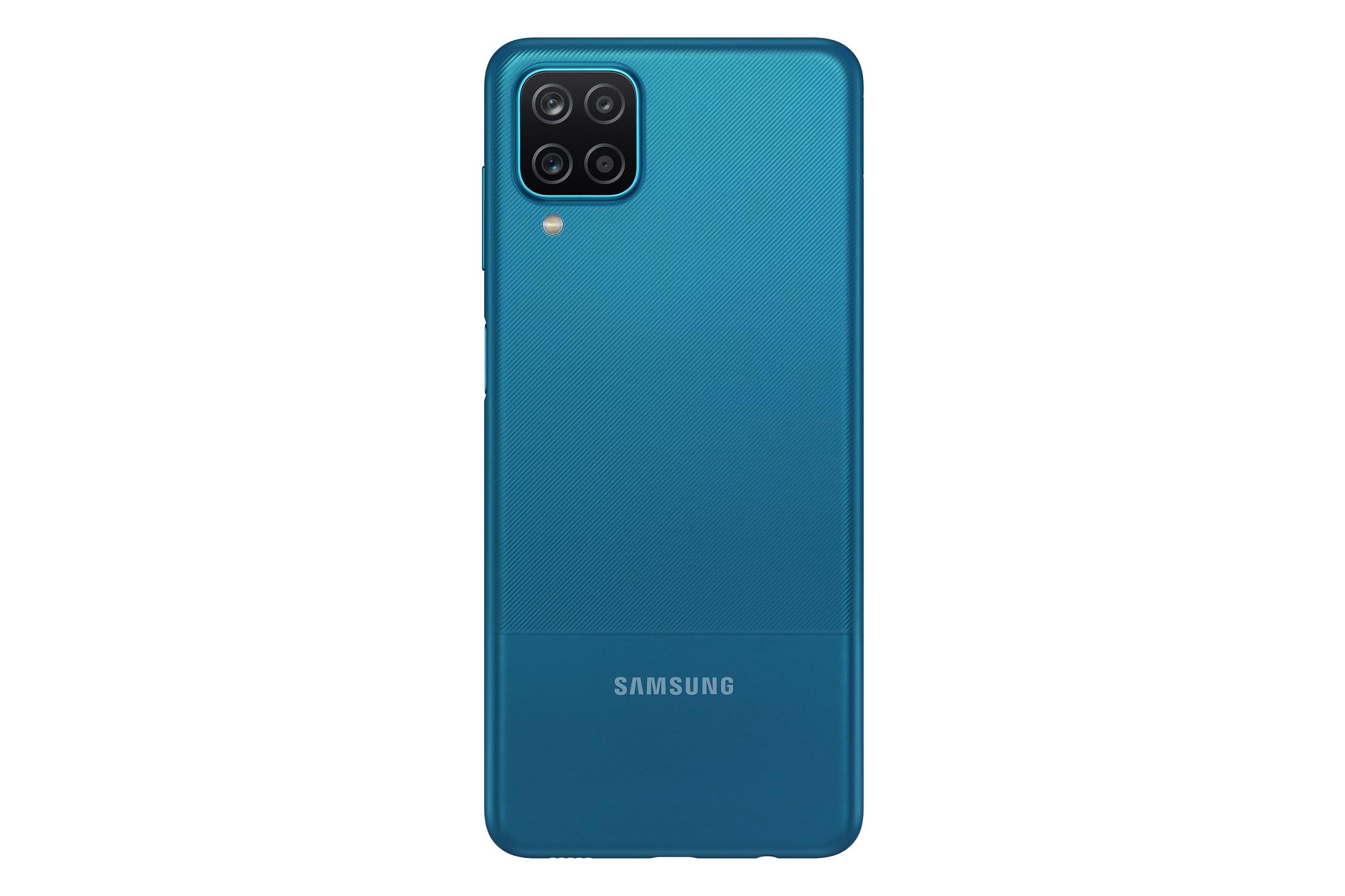 Samsung Galaxy A12 SM-A125 Blue 4+64GB DualSIM