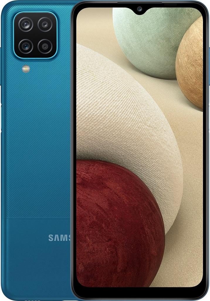 Samsung Galaxy A12 SM-A127 Blue 3+328GB  DualSIM