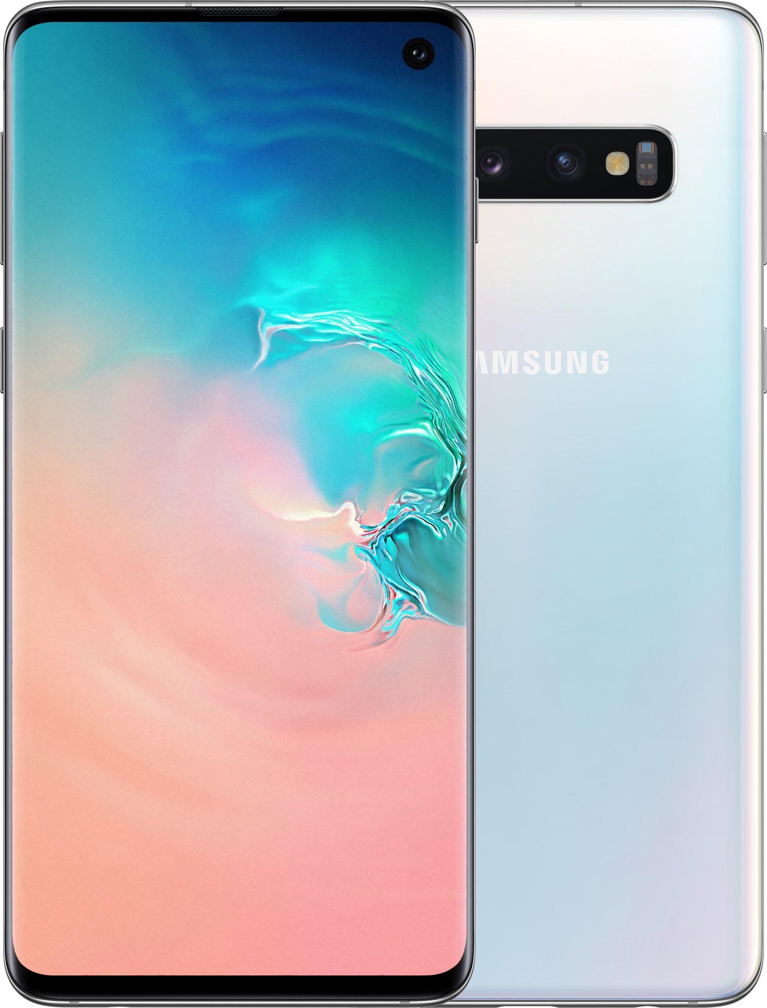 Samsung Galaxy S10 SM-G973 128GB Dual Sim, White