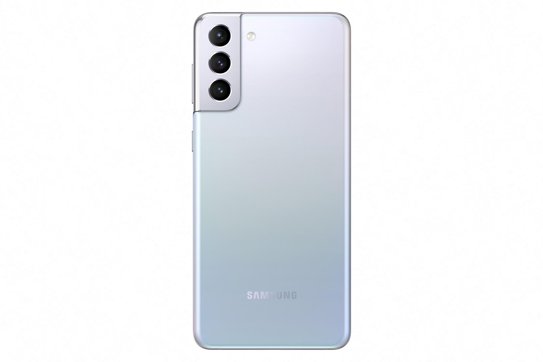 Samsung Galaxy S21+ silver 256GB