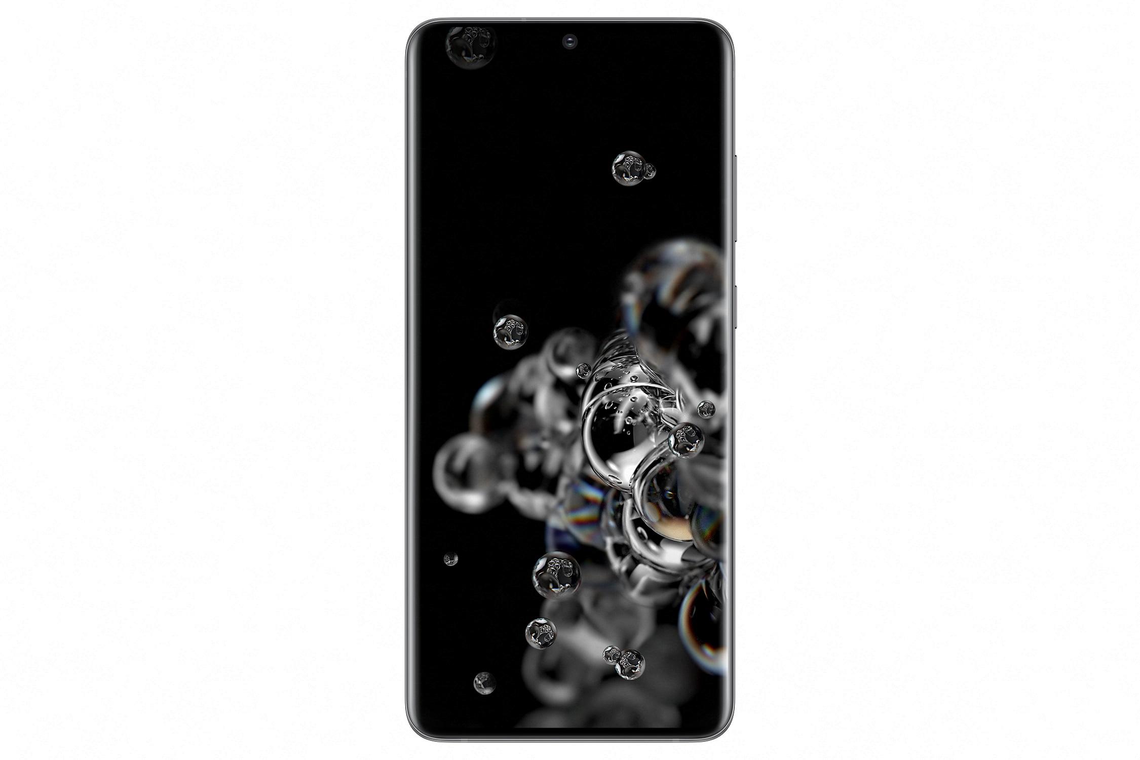 Samsung Galaxy S20 Ultra (G988), 128 GB, šedá