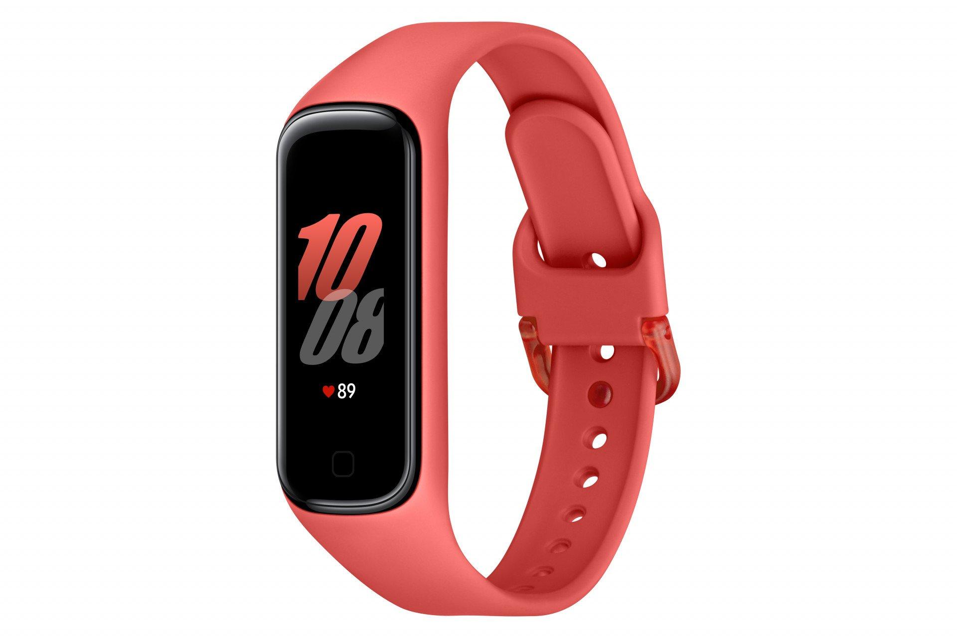 SAMSUNG Galaxy Fit2, Red