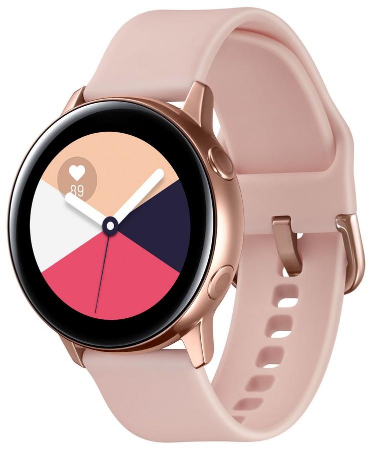 SAMSUNG Galaxy Watch Active  R500 Gold