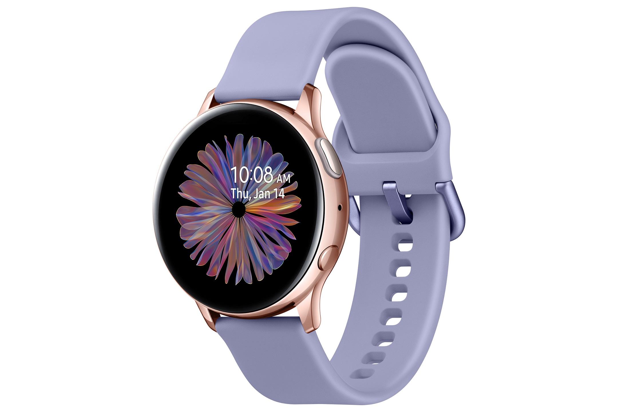 SAMSUNG Galaxy Watch Active 2  R830 40mm Violet edition