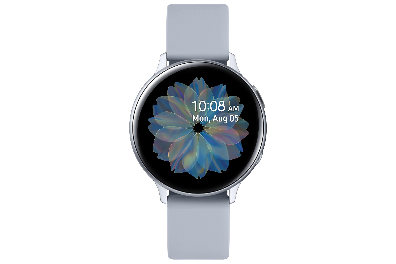 Samsung Galaxy Watch Active2 (40mm ALU), stříbrná
