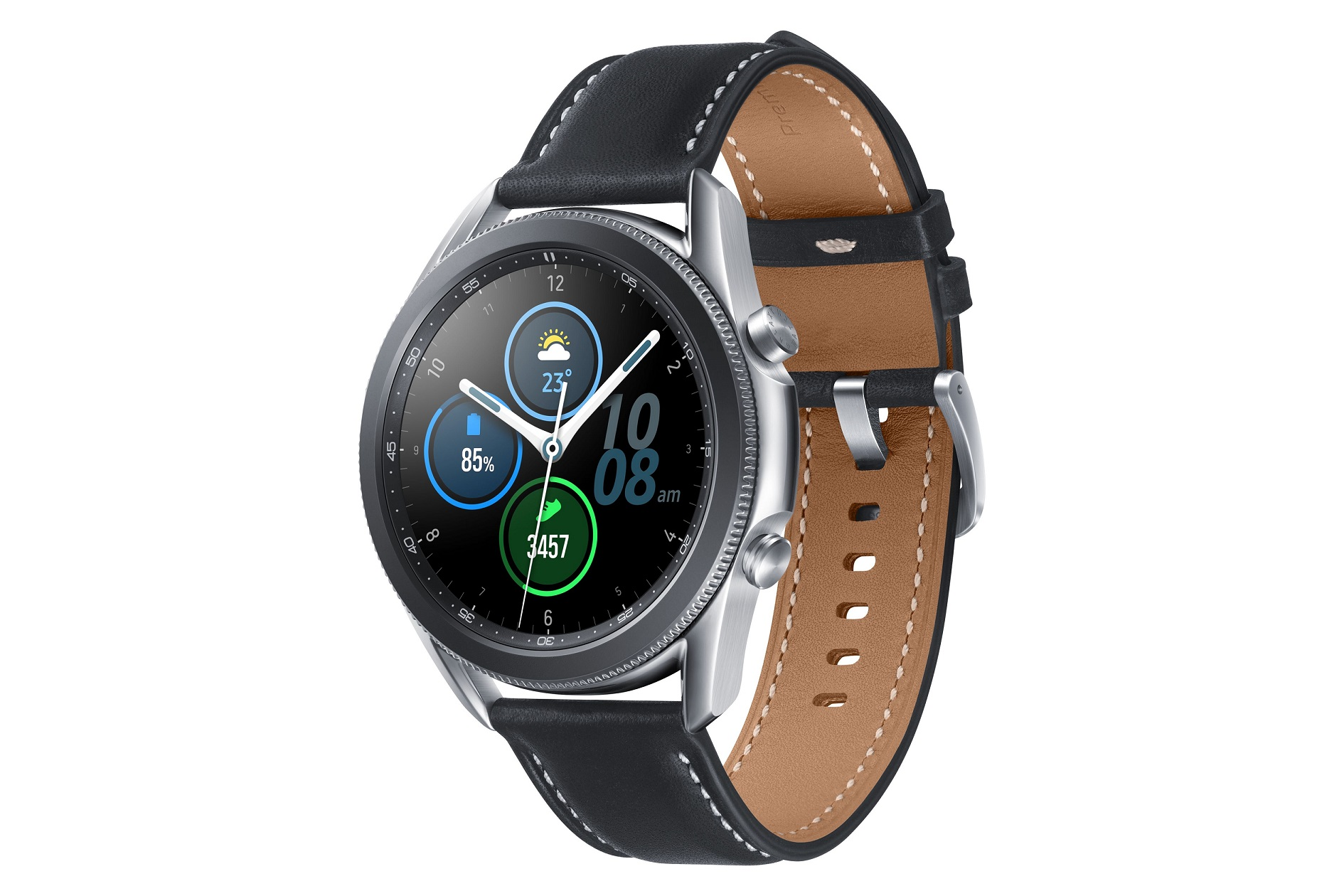 SAMSUNG Galaxy Watch3 45mm R840 Mystic Silver