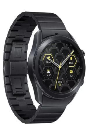SAMSUNG Galaxy Watch3 45mm R840 Titanium Black