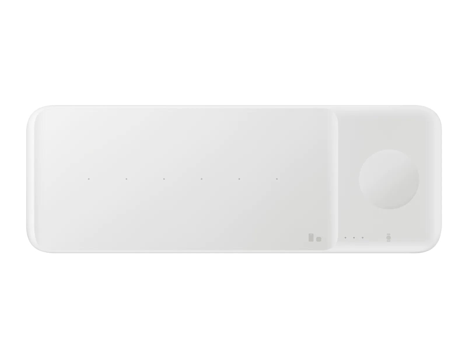 Samsung Bezdrátová nabíječka Trio, White