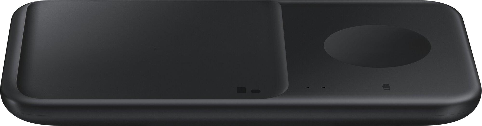 Samsung Duální bezdrátová nabíječka, bez kabelu v balení, Black