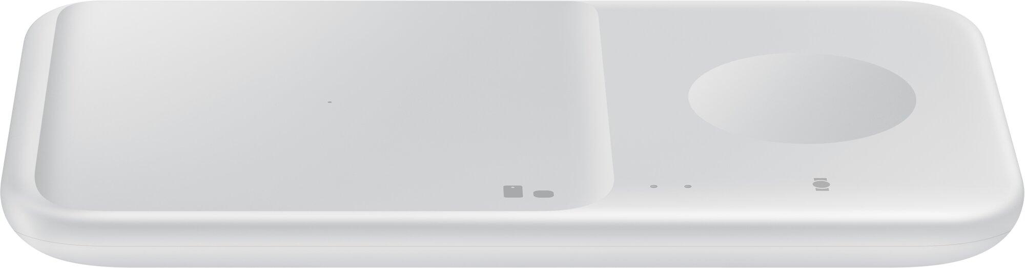 Samsung Duální bezdrátová nabíječka, bez kabelu v balení, White