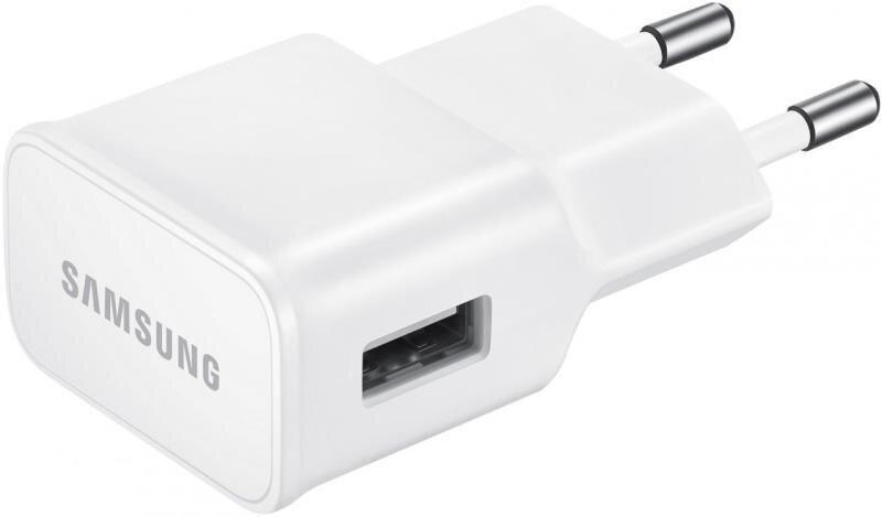 Samsung Napájecí adaptér s rychlonabíjením 15W, bez kabelu, White