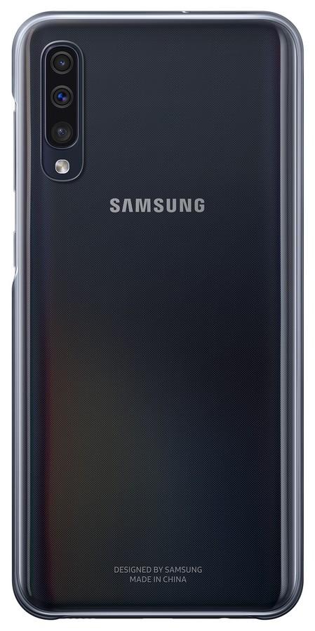 Samsung Gradation kryt pro Galaxy A50 Black