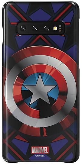 Samsung Stylové pouzdro Captain America pro Galaxy S10