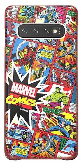 Samsung Stylové pouzdro Marvel Comics pro Galaxy S10